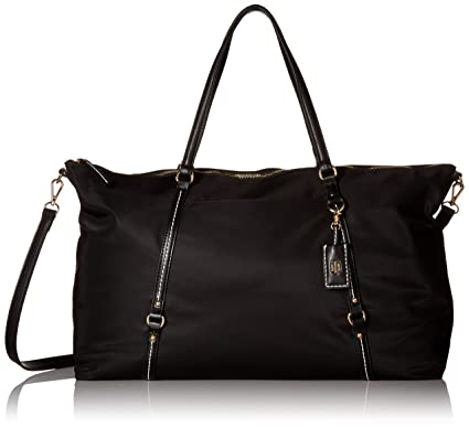 0d968a0486d21a Amazon.com: Tommy Hilfiger Weekender Bag for Women Work Nylon: Clothing