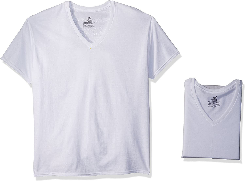 Lot Of 3 HANES Men's Cotton Sweatshirts Size M FreshIQ ComfortSoft Fabric NEW