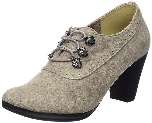3009229 - Zapatos de Tacón Mujer, Color Marrón, Talla 41 Andrea Conti