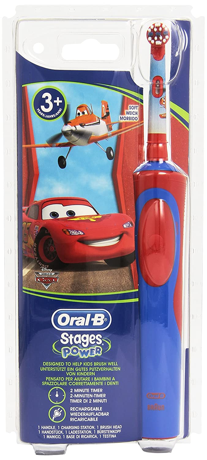 Amazon com: Oral-B Stages Power Electric Toothbrush for