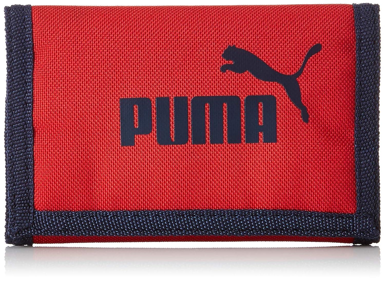Puma Fase Wallet Dinero Bolsa, Color Forest Night, tamaño Talla única 75617