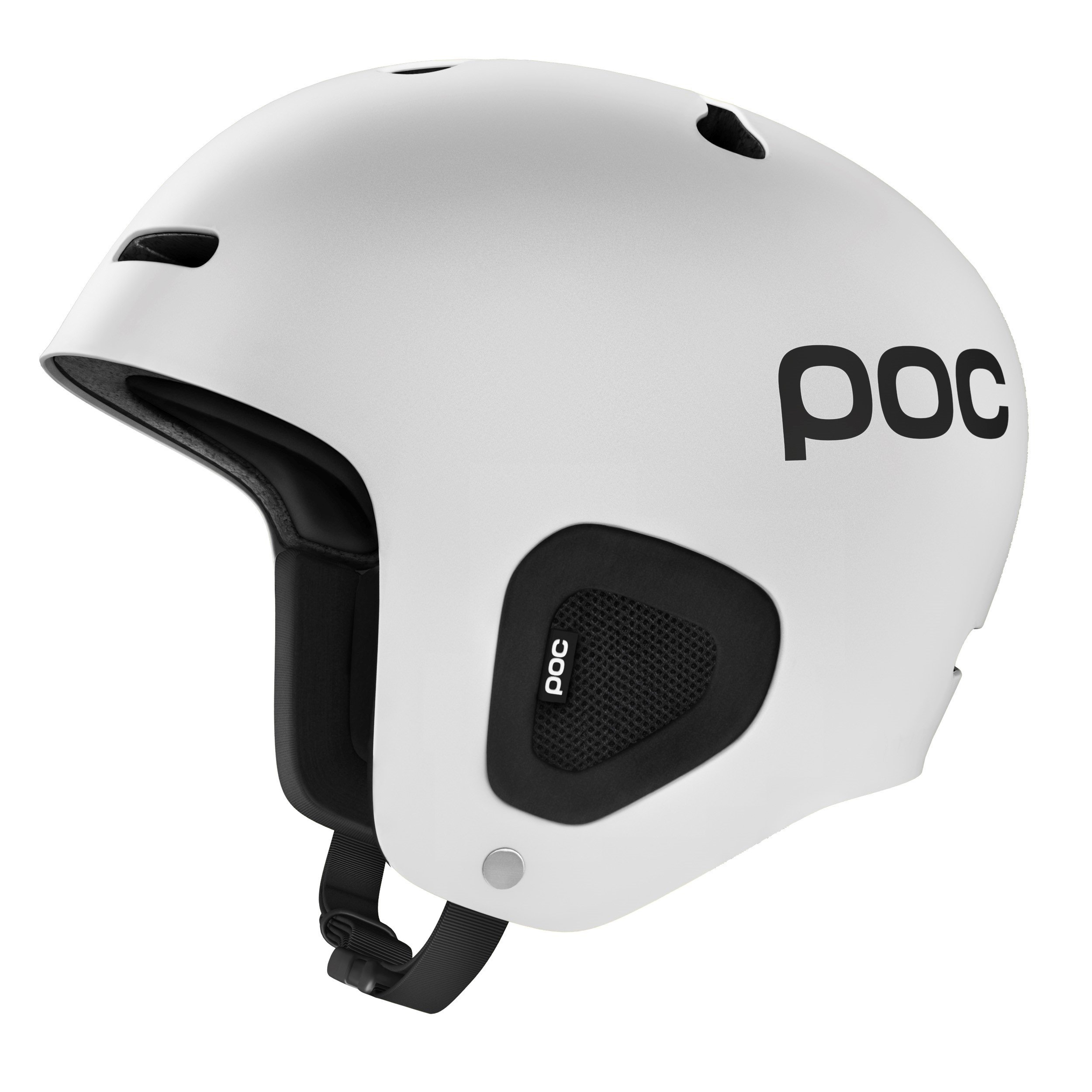 POC Auric - Casco de esquí unisex adulto, color Blanco (Hodrogen White),