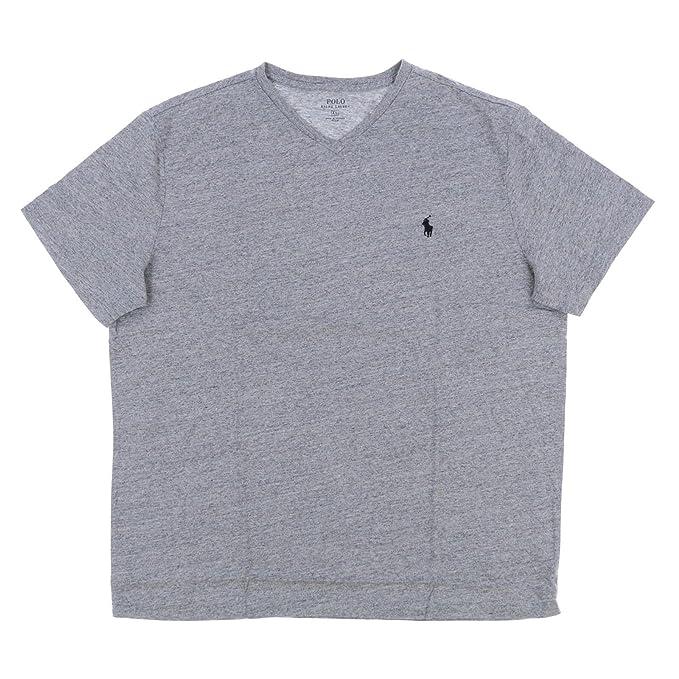 Polo Ralph Lauren camisa de cuello de pico para hombre: Amazon.es: Ropa y accesorios
