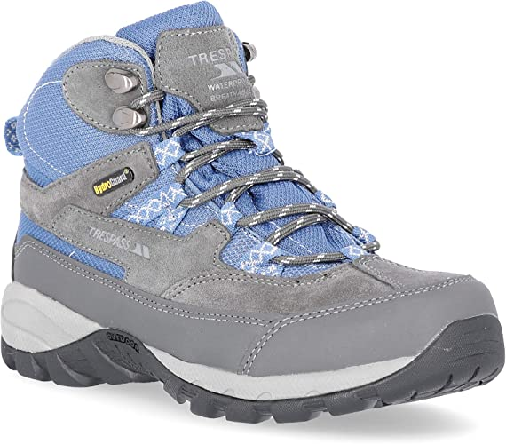 Women/'s High Rise Hiking Boots Trespass Merse