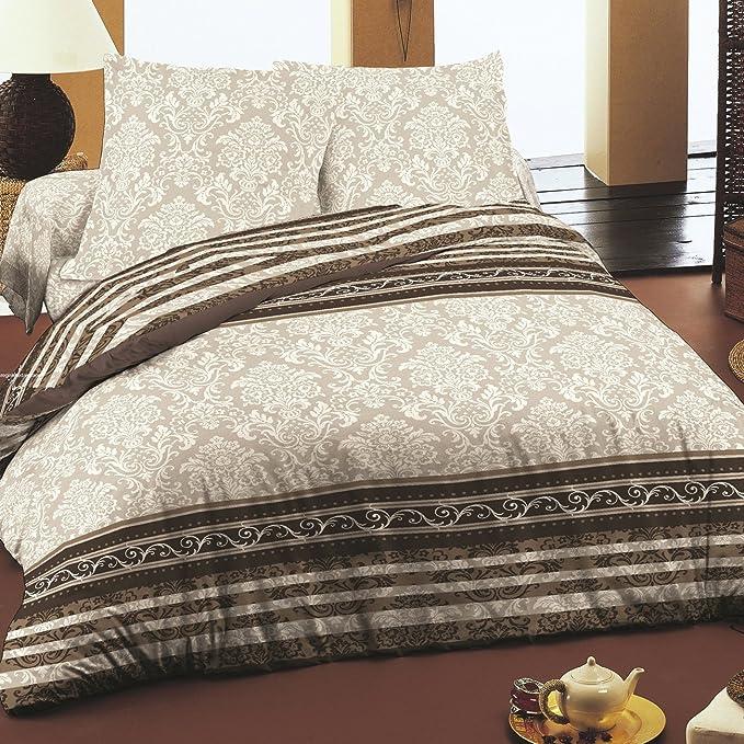 7 opinioni per Rococo- SoulBedroom 100% Cotone Biancheria da letto (Copripiumino 240x220 cm & 2
