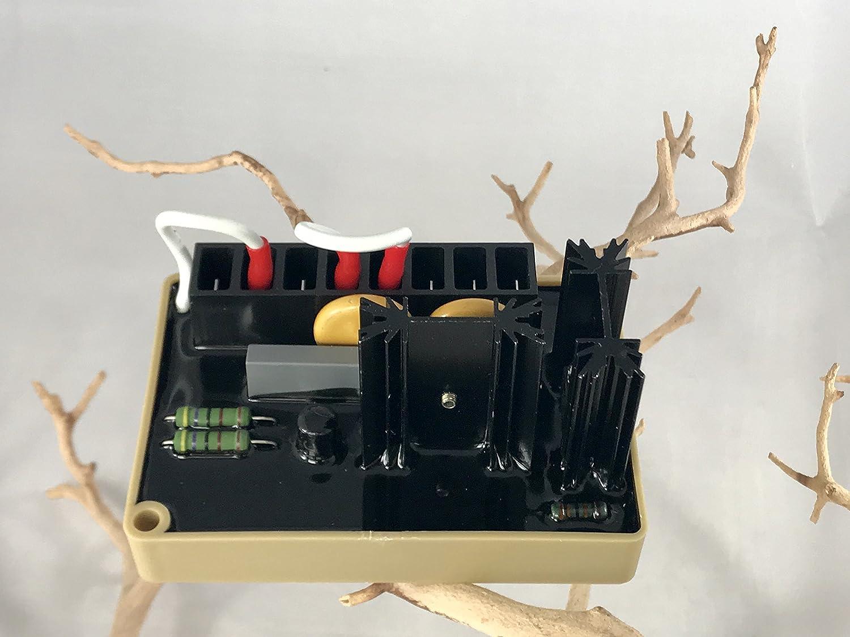 Se350 Automatic Voltage Regulator For Generator Avr 1 Sx460 Wiring Diagram Year Warranty Garden Outdoor