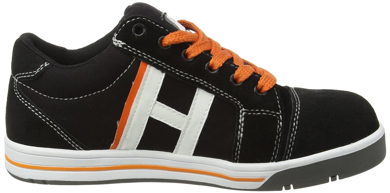 Himalayan 41 Unisex Erwachsene Skater Style Sicherheitsschuhe, Blau, 41 Himalayan EU (7 UK) Schwarz 58878e
