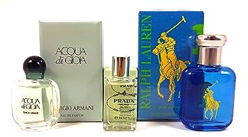 1d6536cf Three Piece Perfume Mini Set for Women - Bundle ... - Amazon.com