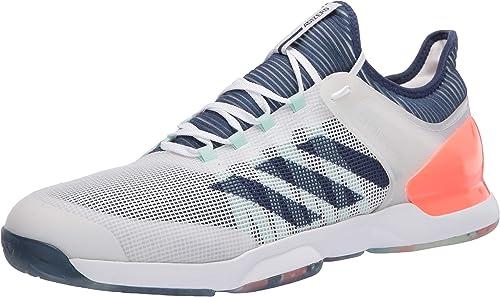 Borradura Agnes Gray Corrupto  Amazon.com | adidas Men's Adizero Ubersonic 2.0 Tennis Shoe | Tennis &  Racquet Sports