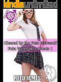 Chased by the Futa Werewolf (Futa Werewolf's Coeds 1)