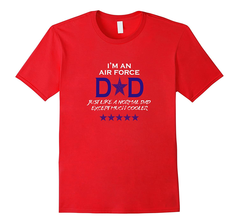 Air Force Dad T-Shirt-TD