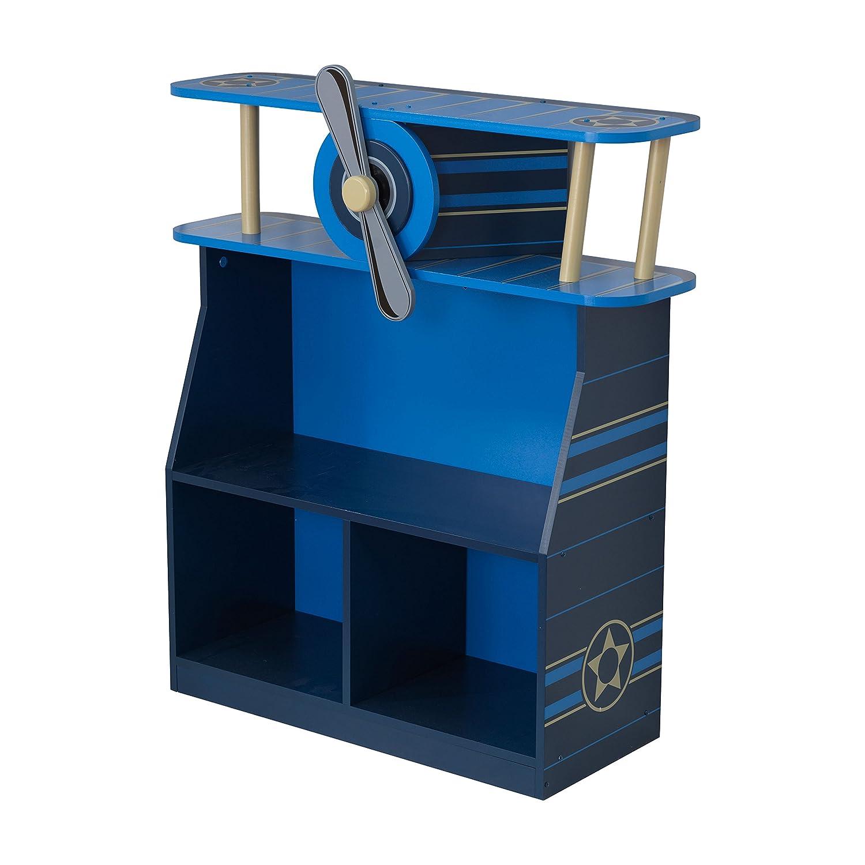 KidKraft Airplane Bookcase 76270