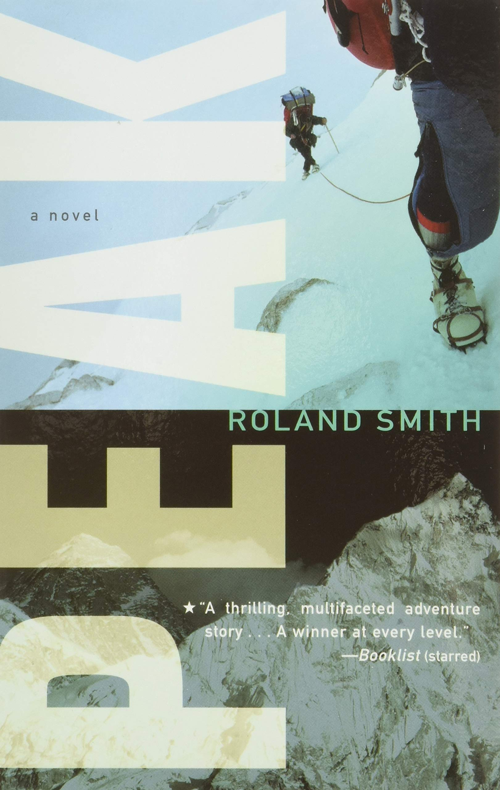 Peak (A Peak Marcello Adventure) by Roland Smith - Book for teens