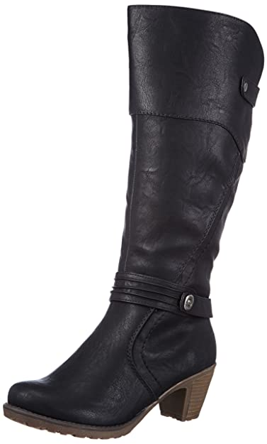 9799ee62ea5679 Rieker 91552, Bottes Femme: Rieker: Amazon.fr: Chaussures et Sacs