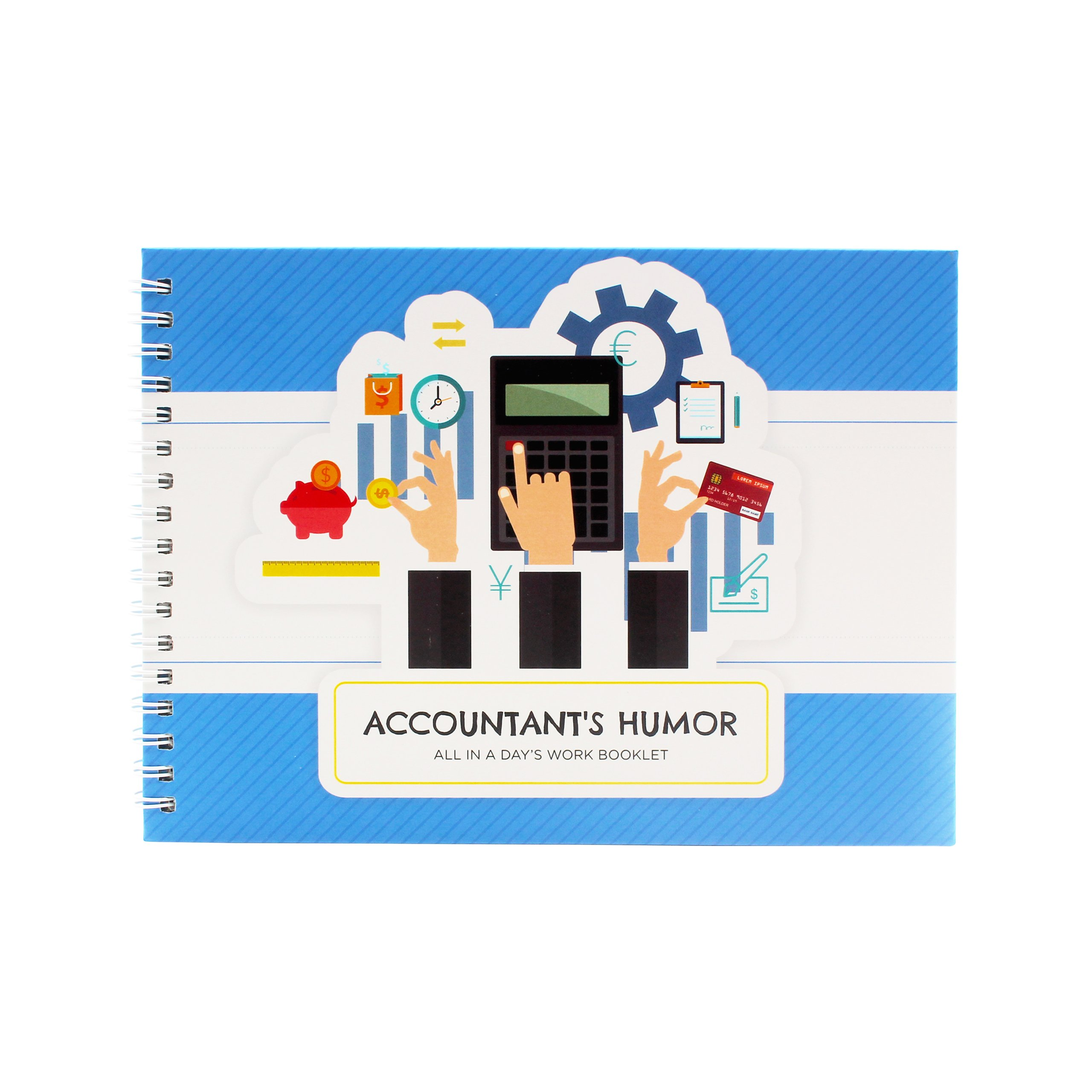 Original Accountant Gifts - Personalizable Humor