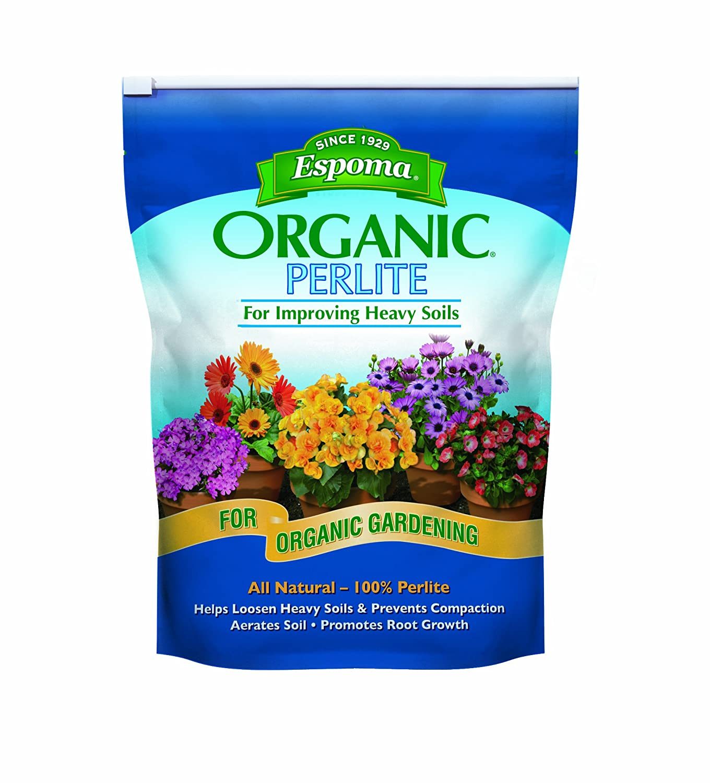 Espoma PR1 1 Cubic Foot Organic Perlite