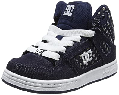 DC Girls  Rebound Tx Se Low-Top Sneakers  Amazon.co.uk  Shoes   Bags f77fe79ff9f