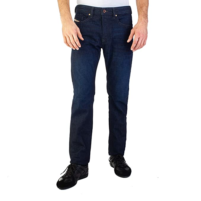 Diesel Men's Buster Regular Tapered-Leg Jean