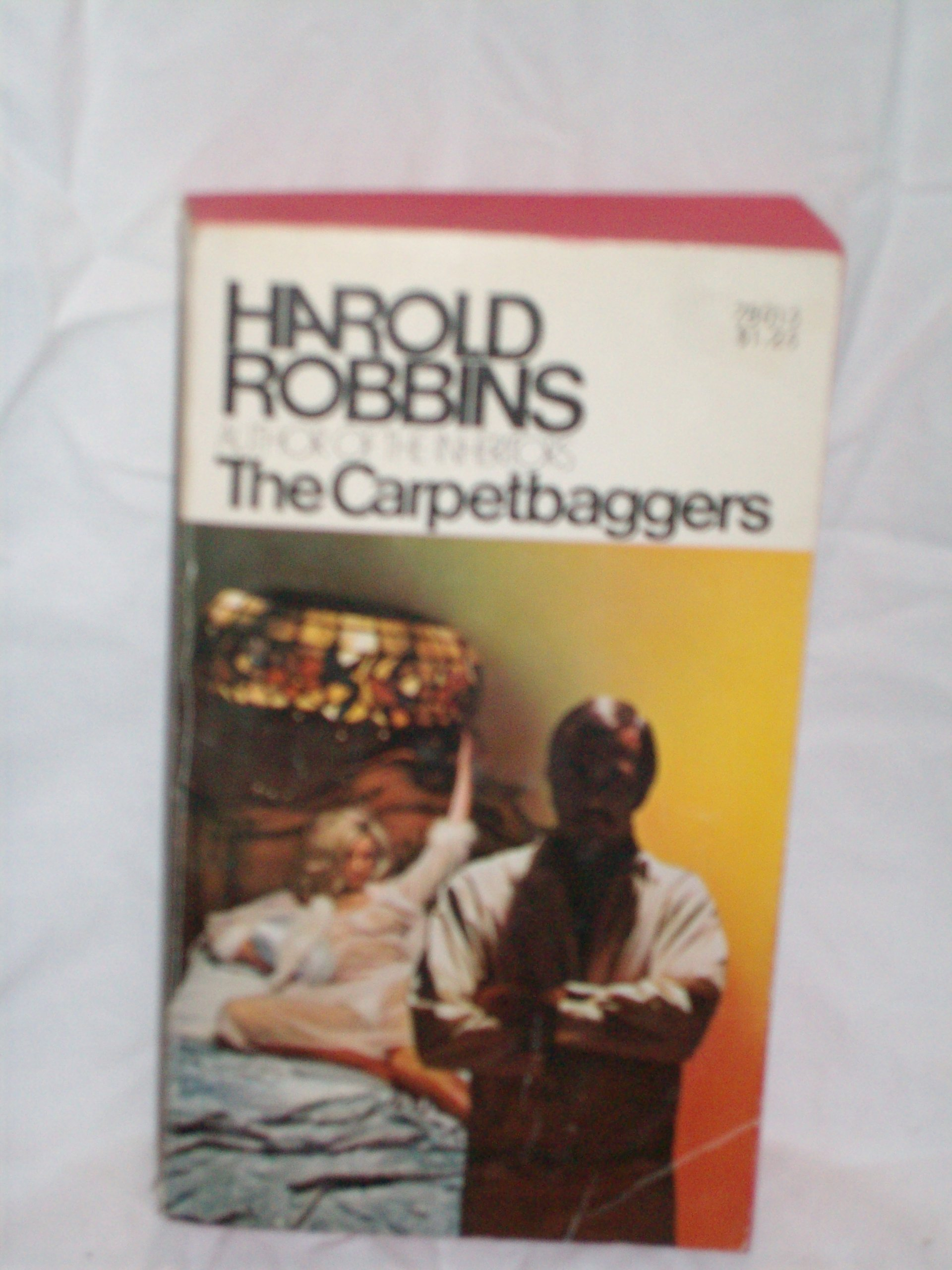 The Carpetbaggers Book