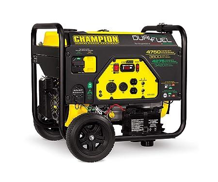Champion 3800-Watt - Best open frame generator