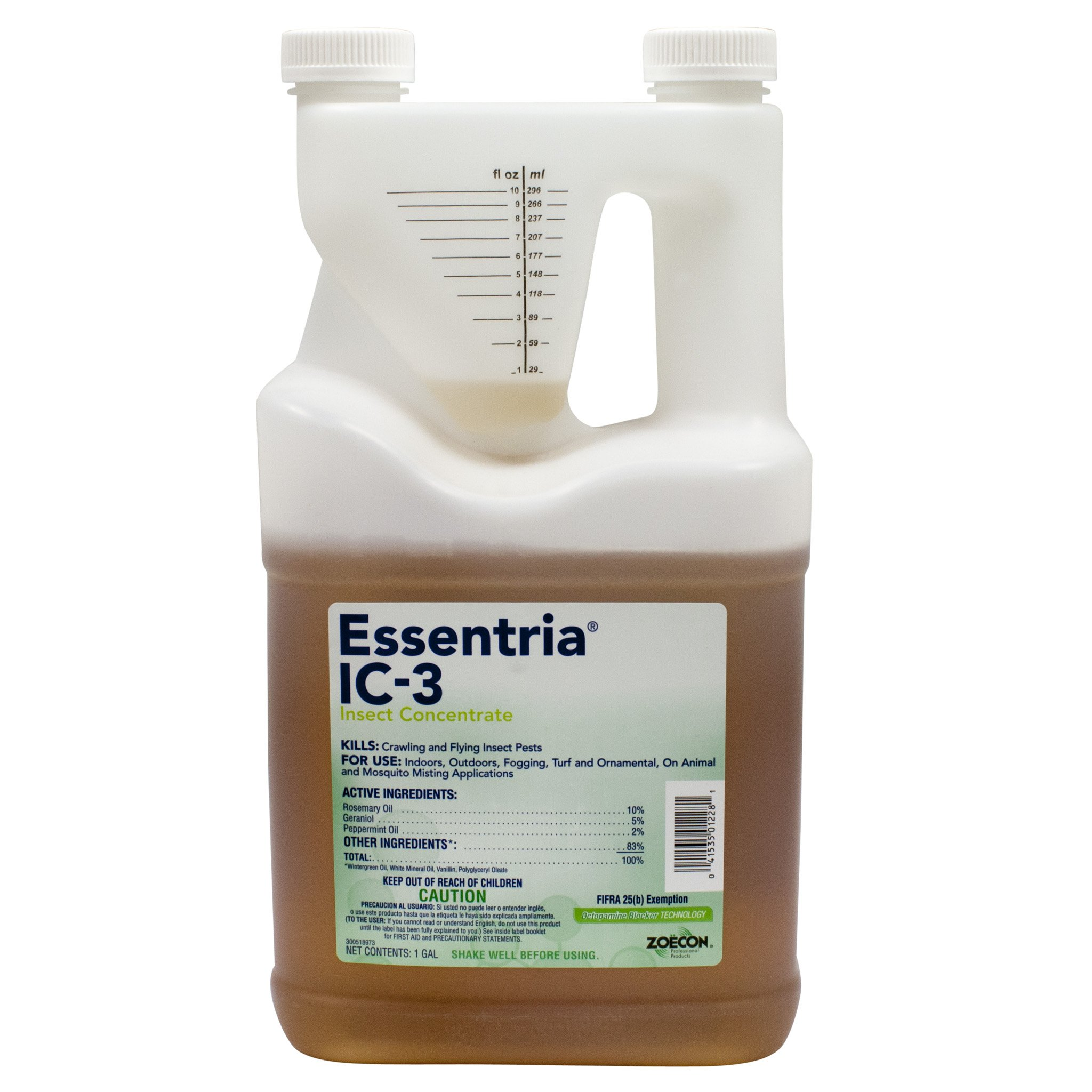 EcoEXEMPT® IC - 2 Insecticide Concentrate (1 gal.) 745866(Now Essentria IC3)