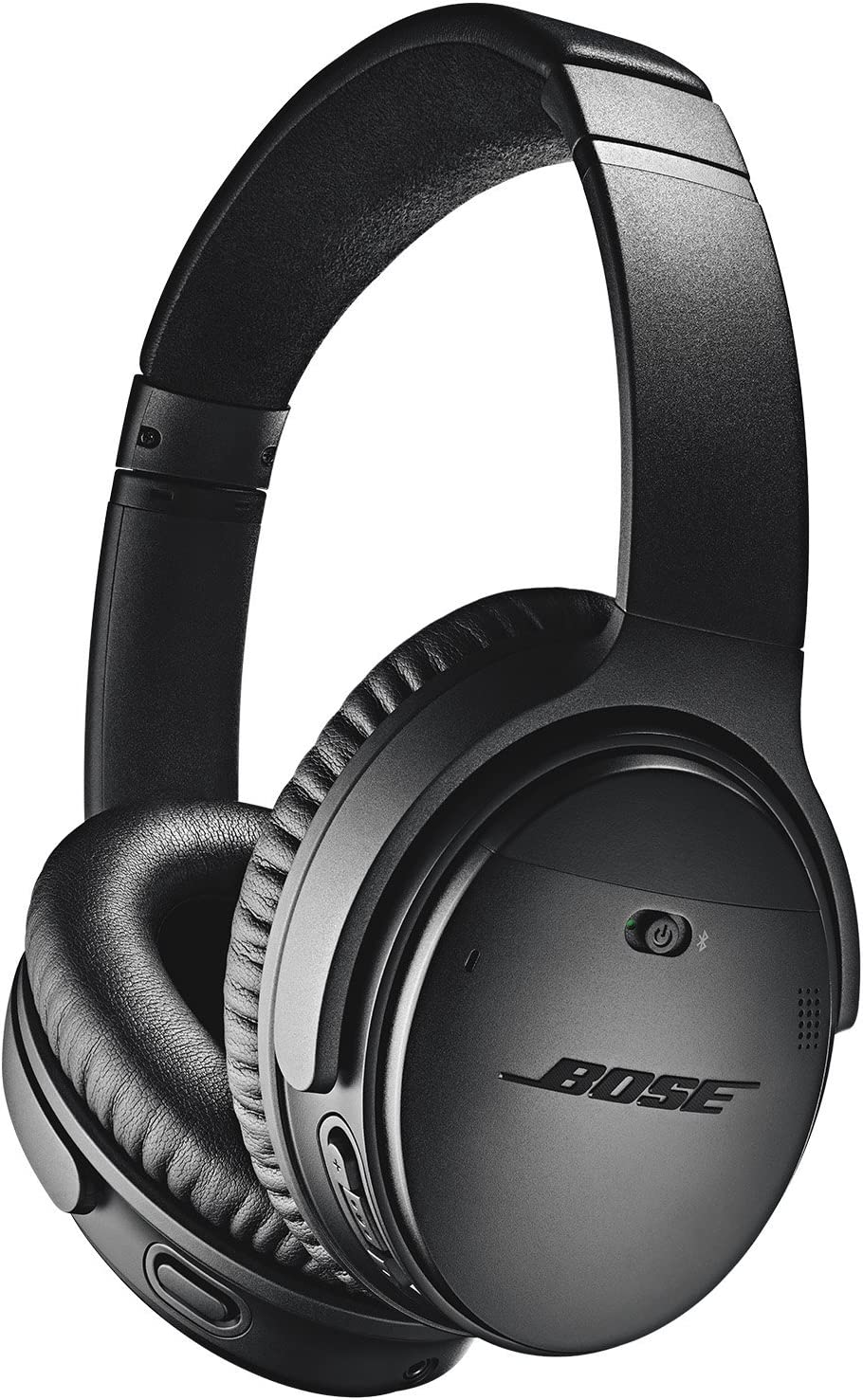 The Bose QuietComfort 35 II Wireless Bluetooth Headphones travel product recommended by Lauren McManus on Lifney.