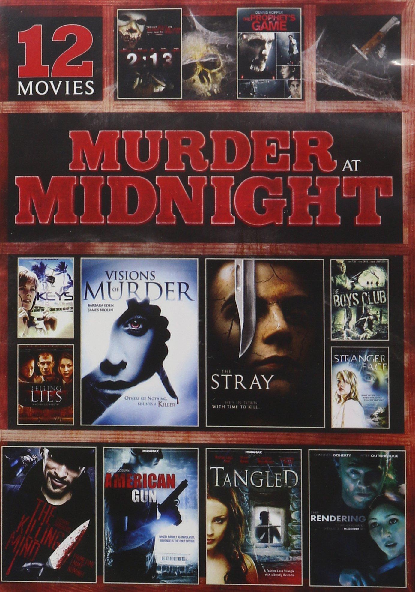 12-Movie Murder at Midnight