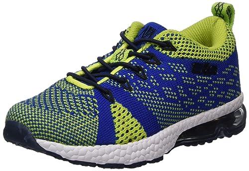 CMP Knit Fitness, Zapatillas de Deporte Unisex Niños, Azul (Zaffiro), 34 EU