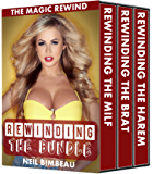Rewinding The Bundle (The Magic Rewind: The Complete Series)
