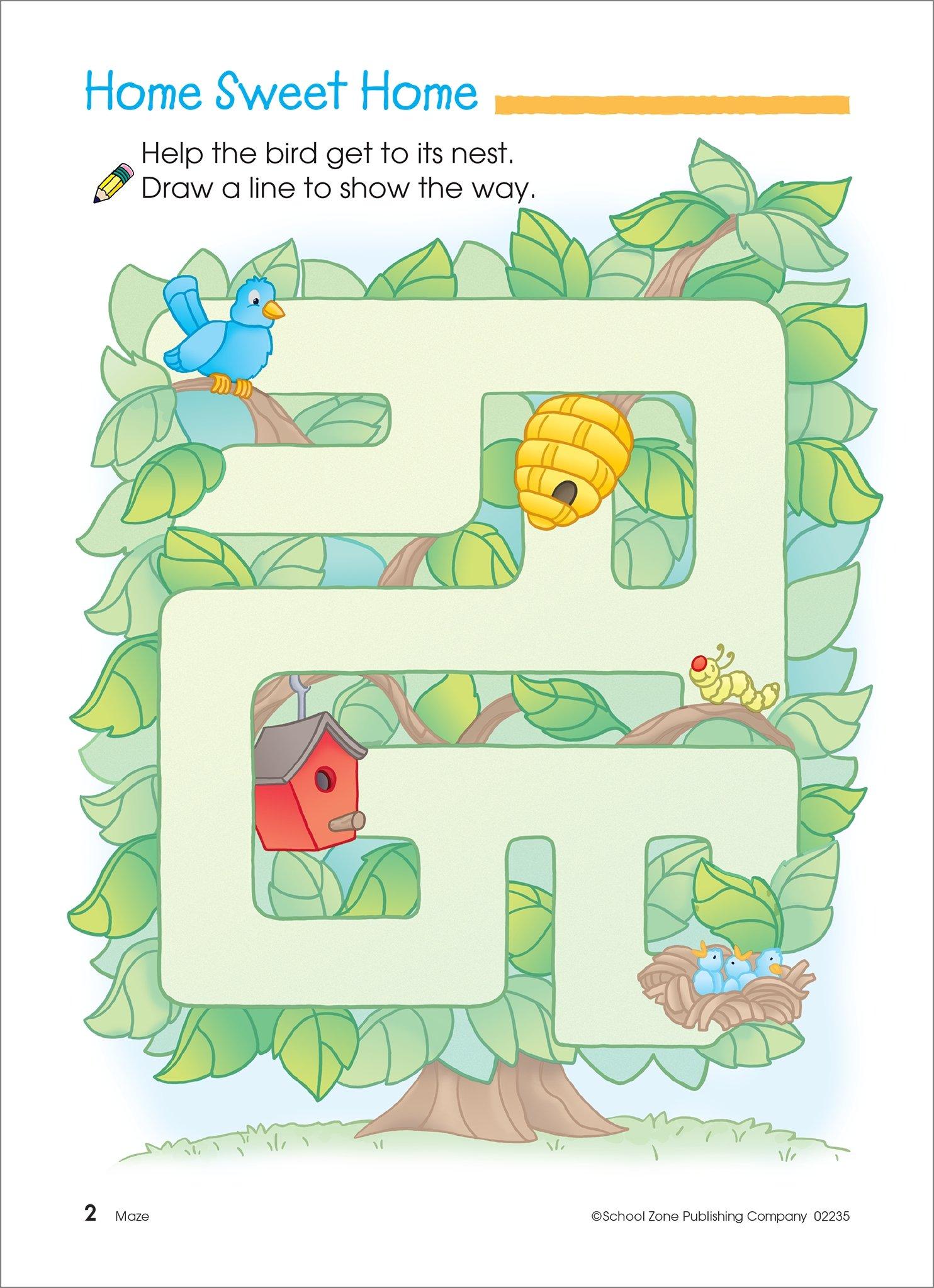 Preschool Basics (Deluxe Workbook): Joan Hoffman, Shannon M ...