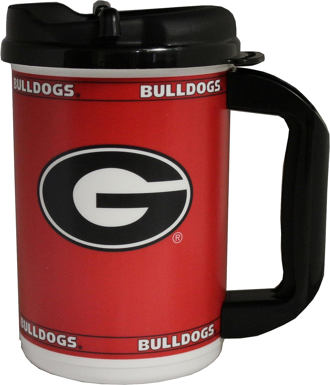 20 oz GameDay Novelty NCAA Georgia Bulldogs Mini Mega Mug