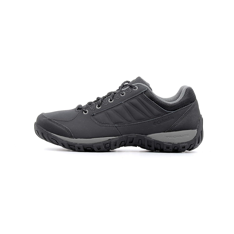 Noir   City gris Columbia Ruckel Ridge, Chaussures de Randonnée Basses Homme