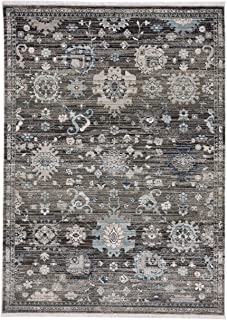 product image for Capel Rugs Alden-Ushak Woven Area Rug, 10' x 8', Shadow