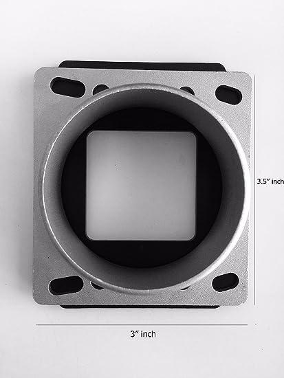 Amazon.com: 1986-1994 Mazda 323 1.6L 1.8L Air Intake MAF Sensor Adapter Plate: Automotive