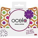 O-Cel-O Scrub & Wipe Cleaning Pad, Pack of 6
