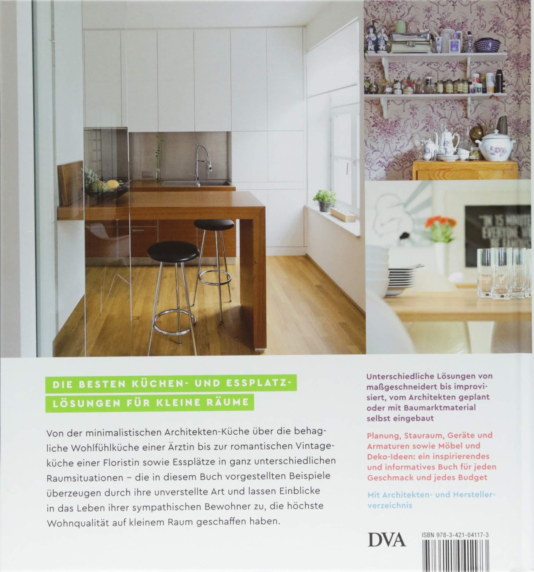 Kleine Küchen & Essplätze: auf wenigen Quadratmetern: Amazon ...