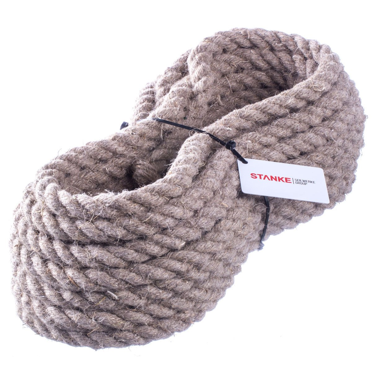 10  m 12  mm Natural Hemp Fibre Rope/Crooked Fibre/10  m M X Jumbo Shop