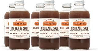 product image for Michelada Shrub (6-pack) - Tart & spicy beer mixer 8oz