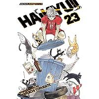 Haikyu!!, Vol. 23 (Volume 23): The Ball's Path