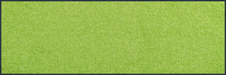 Wash + Dry 052678 Fußmatte Apple Grün 60 x 180 cm