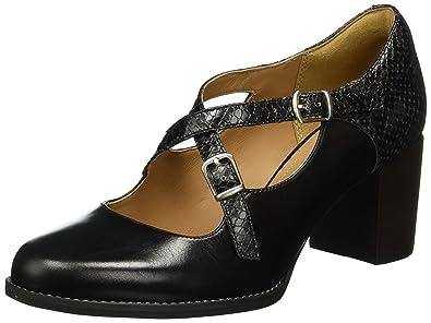 b3b4971c3bcd Clarks Women s Tarah Presley Ankle Strap Pumps