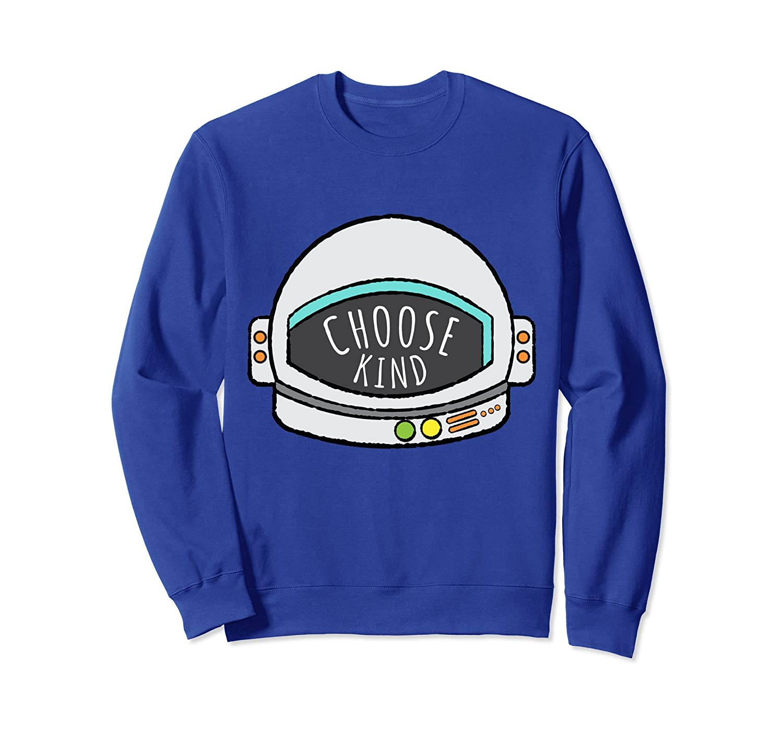 Choose Kind Anti Bullying Sweatshirt Kindness Tee-TH