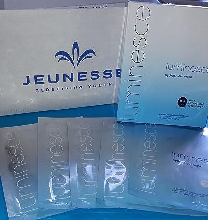 Jeunesse Luminesce hydrashield Hidratante Máscara de elevación: Amazon.es: Belleza