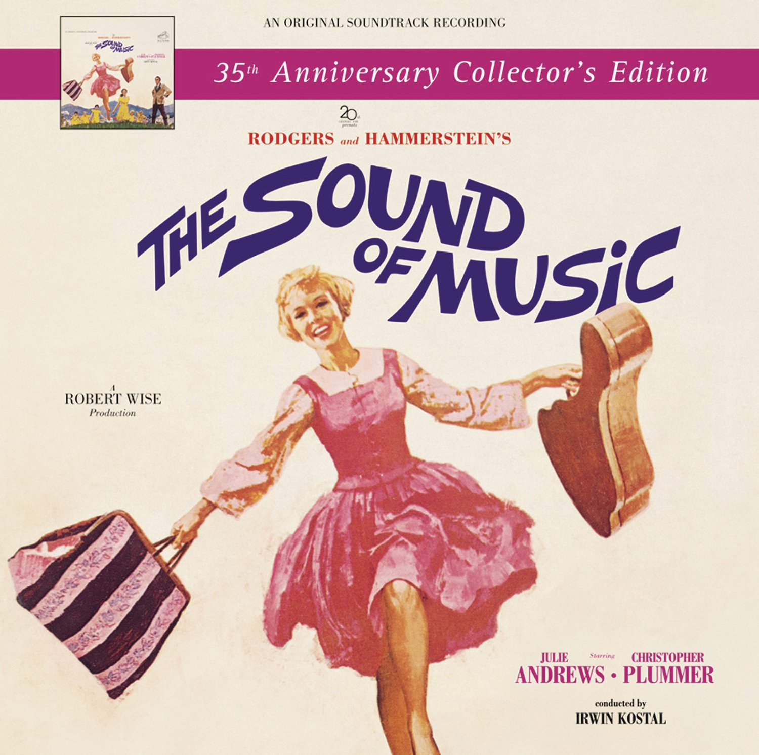 The Sound of Music (35th Anniversary Collector's Edition) by Legacy