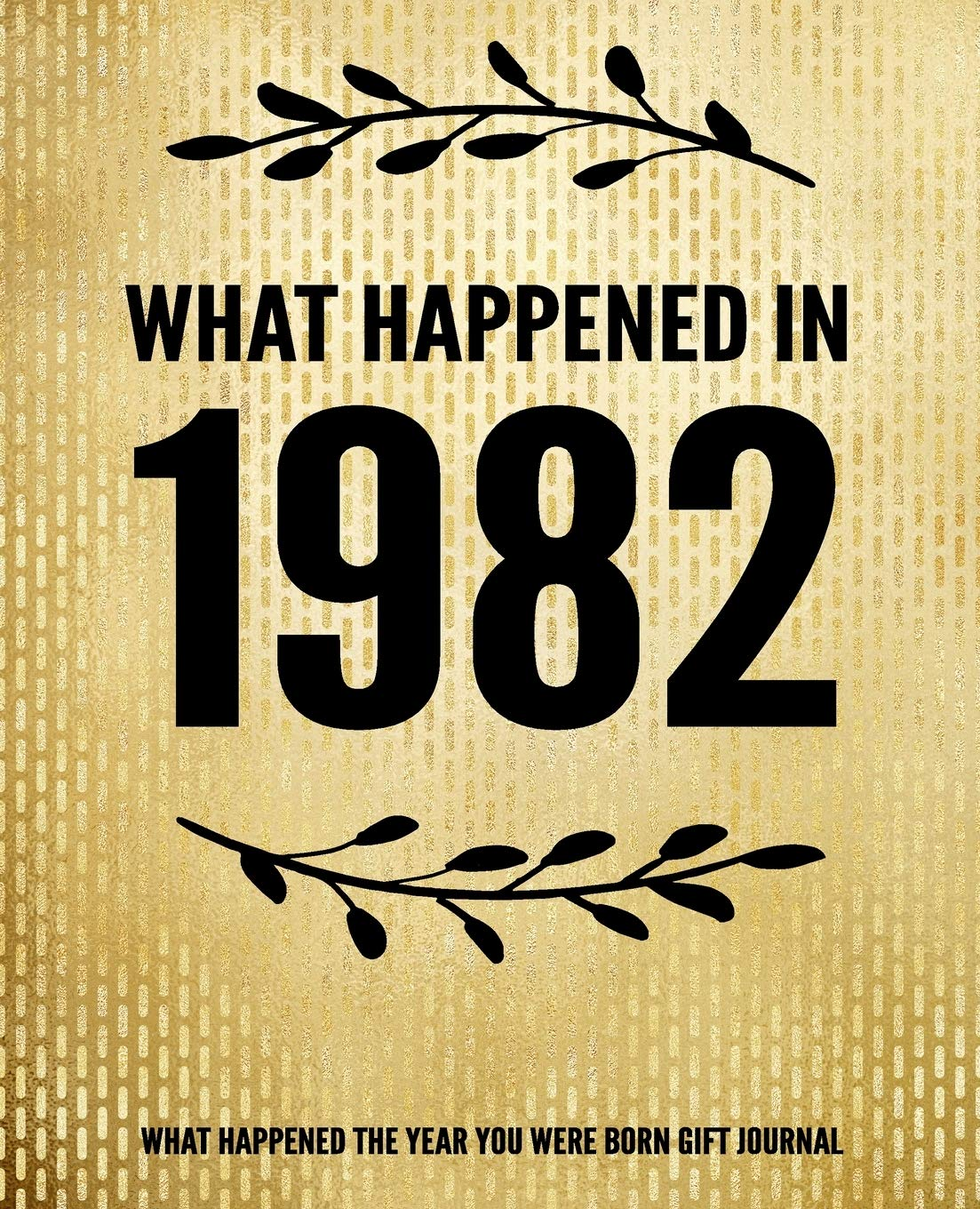 What Happened In 1982 - What Happened During Your Birth Year Gift ...