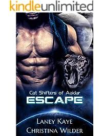 CAT SHIFTERS OF AAIDAR: ESCAPE