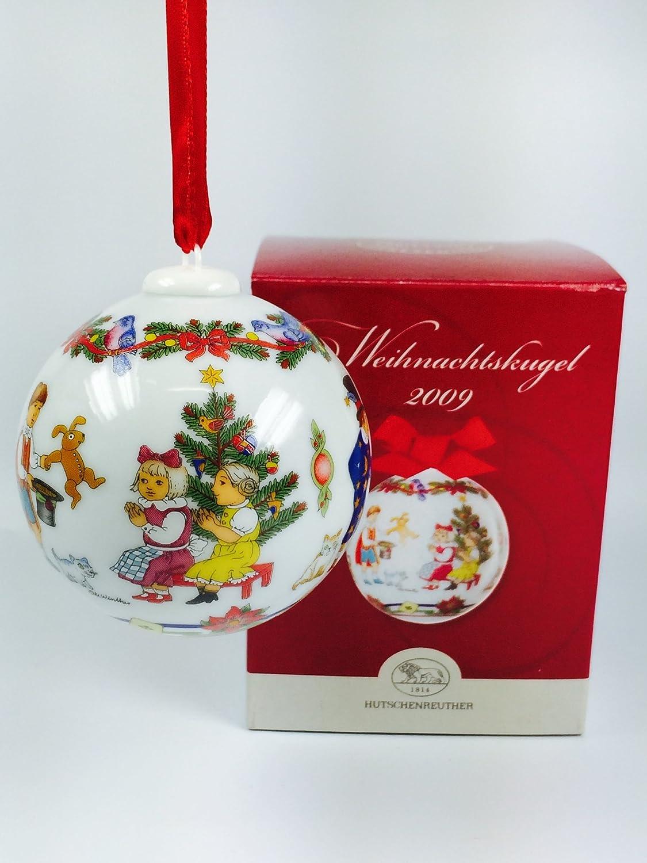 Hutschenreuther Porzellan Weihnachtskugel 2009 2009 2009 in der Originalverpackung NEU 1.Wahl B015BHLB5O Glocken 01f517