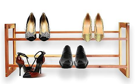 Amazon.com: Cedro Verde A120 aromático de cedro Zapato Rack ...