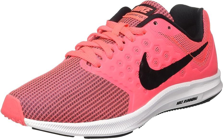 Nike Wmns Downshifter 7, Zapatillas de Deporte Unisex Adulto, Blanco (White), 41 EU: Amazon.es: Zapatos y complementos