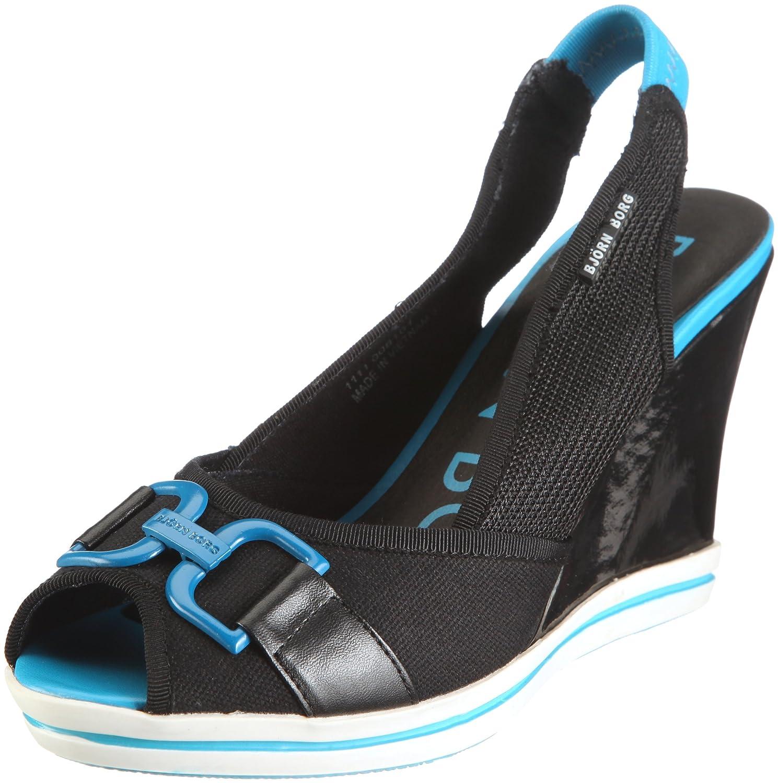 Björn 7776 Borg Footwear Hillyard Hillyard 01, Sandales mode Sandales femme Noir - V.9 7c5593d - jessicalock.space